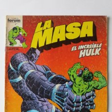 Cómics: LA MASA Nº 14. VOL.1 FORUM. Lote 87399904