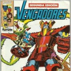 Cómics: LOS VENGADORES Nº 18 - MARVEL FORUM. Lote 87444404