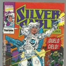 Cómics: SILVER SABLE Y EL GRUPO SALVAJE Nº 2 DE 6 SERIE LIMITADA - MARVEL FORUM. Lote 87463136