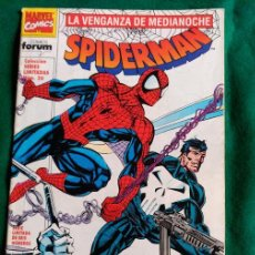 Cómics: SPIDERMAN LA VENGANZA DE MEDIA NOCHE - Nº 6 SERIE LIMITADA DE SEIS NUMEROS - MARVEL FORUM. Lote 87463376