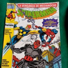 Cómics: SPIDERMAN LA VENGANZA DE MEDIA NOCHE - Nº 2 SERIE LIMITADA DE SEIS NUMEROS - MARVEL FORUM. Lote 87463408