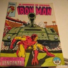 Cómics: IRON MAN Nº12 Y VENGADORES Nº 18, FORUM, 1985, BUEN ESTADO. Lote 87555720