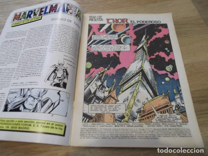 Cómics: Thor el Poderoso. El último vikingo. Forum comics. Nº 29. 100 pts. - Foto 2 - 87578148
