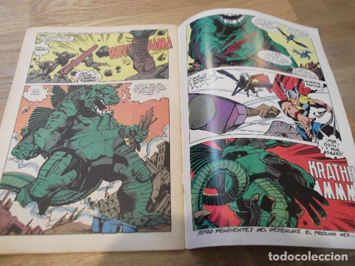 Cómics: Thor el Poderoso. El último vikingo. Forum comics. Nº 29. 100 pts. - Foto 4 - 87578148