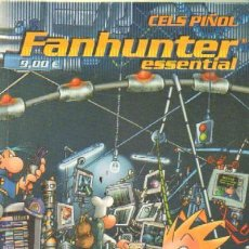 Comics - Cels Piñol: Fanhunter Essential - 87603724