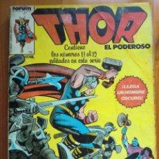 Comics: COMIC THOR EL PODEROSO (1983) DE COMICS FORUM, CON LOS Nº 11, 12, 13, 14 Y 15.. Lote 87685204