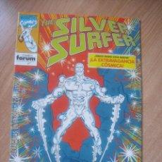 Cómics: THE SILVER SURFER Nº 4- ED FORUM. Lote 87864616