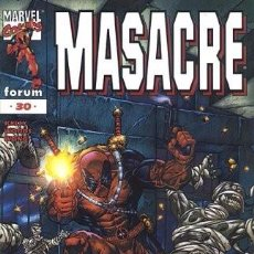 Cómics: MASACRE VOL.3 #30. Lote 88084968