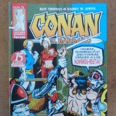 Cómics: CONAN EL BARBARO 2ª EDICION Nº 2 - FORUM. Lote 88610560