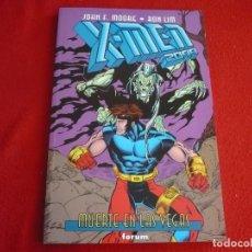 Cómics: X MEN 2099 MUERTE EN LAS VEGAS (JOHN FRANCIS MOORE RON LIM ) ¡MUY BUEN ESTADO! MARVEL FORUM 1996. Lote 88755628