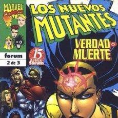 Cómics: LOS NUEVOS MUTANTES. VERDAD O MUERTE #2. Lote 88821220