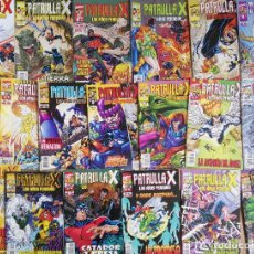 Cómics: PATRULLA X LOS AÑOS PERDIDOS DEL 1 AL 20 Y EL 22. Lote 88899748