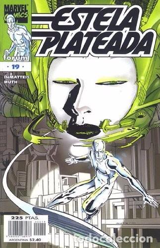 ESTELA PLATEADA (1997-1999) #19 (Tebeos y Comics - Forum - Silver Surfer)