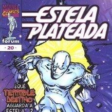 Cómics: ESTELA PLATEADA (1997-1999) #20. Lote 170575284