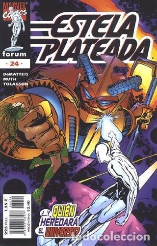 ESTELA PLATEADA (1997-1999) #24 (Tebeos y Comics - Forum - Silver Surfer)