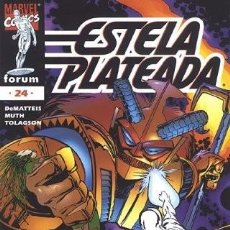 Cómics: ESTELA PLATEADA VOL.3 (1997-1999) #24. Lote 104000087