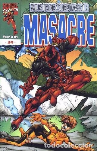 MASACRE VOL.3 #24 (Tebeos y Comics - Forum - Otros Forum)