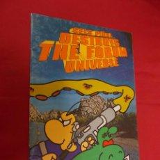 Comics - CELS PIÑOL. DESTROYS THE FORUM UNIVERSE. - 89098872