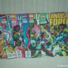 Cómics: FANTASTIC FORCE Nº 1 AL 6 - COMPLETA. Lote 89167904