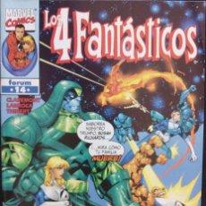 Cómics: LOS 4 FANTÁSTICOS LOTE PACK DE 16 CÓMICS DEL Nº 14 AL Nº 29 MARVEL COMICS - FORUM. Lote 89355548
