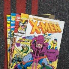 Cómics: LAS NUEVAS AVENTURAS DE LOS X-MEN NºS 2 4 10 Y 11 - TAMBIÉN SUELTOS. Lote 89409508