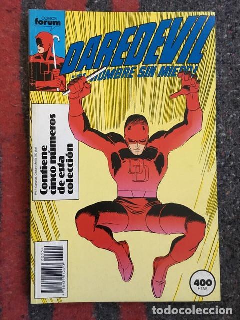 DAREDEVIL RETAPADO CON LOS NÚMEROS 16 17 18 19 Y 20 (Tebeos y Comics - Forum - Daredevil)