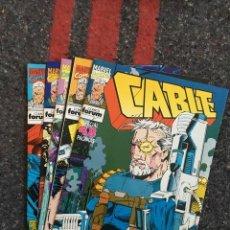 Cómics: LOTE CABLE VOLÚMEN 1 NºS 1 3 6 7 Y 12 - TAMBIÉN SUELTOS. Lote 89410332