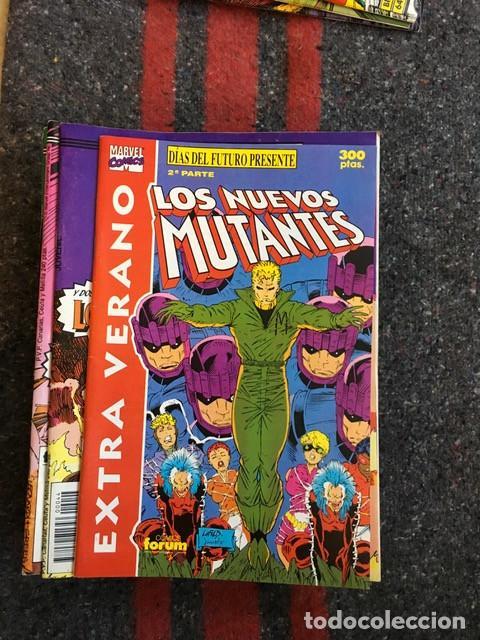 Cómics: Lote Los Nuevos Mutantes 13 nºs - 8 42 43 48 49 50 52 53 59 60 + Especial Verano 1991 - Foto 2 - 89469688
