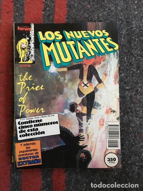 Cómics: Lote Los Nuevos Mutantes 13 nºs - 8 42 43 48 49 50 52 53 59 60 + Especial Verano 1991 - Foto 4 - 89469688