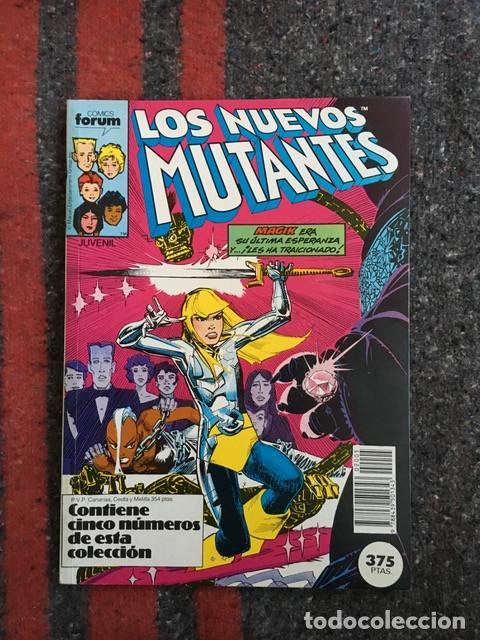 Cómics: Lote Los Nuevos Mutantes 13 nºs - 8 42 43 48 49 50 52 53 59 60 + Especial Verano 1991 - Foto 5 - 89469688