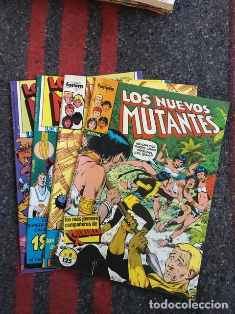 Cómics: Lote Los Nuevos Mutantes 13 nºs - 8 42 43 48 49 50 52 53 59 60 + Especial Verano 1991 - Foto 6 - 89469688