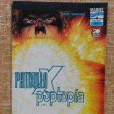 Cómics: LA PATRULLA X, Nº 74, 75 Y 76, POPTOPÍA, 2002, FORUM, MARVEL COMICS, JOE CASEY. Lote 89639552