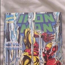 Cómics: IRON MAN - METAL FUNDIDO - FORUM. Lote 288319708