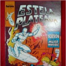 Cómics: COMICS ESTELA PLATEADA LA POSESIÓN DE LA MUJER INVISIBLE N° 12. Lote 234424810