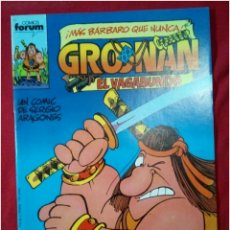 Cómics: COMIC GROONAN EL VAGABUNDO N° 1. Lote 89793188