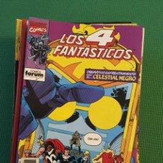 Cómics: LOTE LOS 4 FANTÁSTICOS FORUM VOLÚMEN 1 - 54 NÚMEROS. Lote 90058752