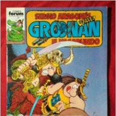 Cómics: COMIC GROONAN EL VAGABUNDO N° 6. Lote 234425015