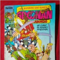 Cómics: CÓMIC GROONAN EL VAGABUNDO N° 4. Lote 234425220