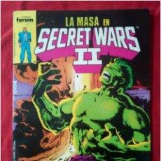 Cómics: COMICS LA MASA EN SECRET WARS II N° 23. Lote 90069836