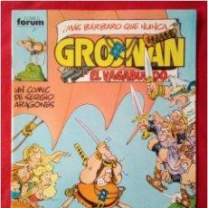 Cómics: COMIC GROONAN EL VAGABUNDO N° 3. Lote 234425365