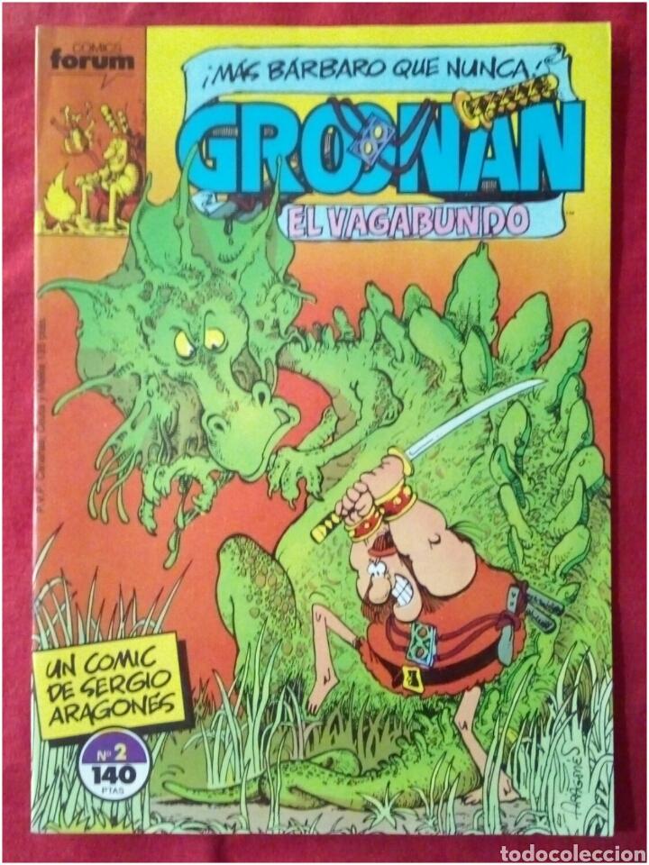COMIC GROONAN EL VAGABUNDO N° 2 (Tebeos y Comics - Forum - Otros Forum)