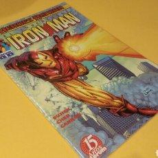 Cómics: IRON MAN 1 VOL 4 EXCELENTE ESTADO FORUM. Lote 90084422