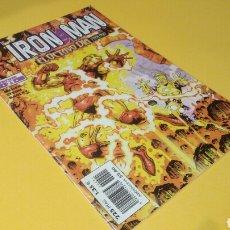 Cómics: IRON MAN 21 VOL 4 EXCELENTE ESTADO FORUM. Lote 90084548