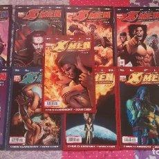 Cómics: X MEN EL FIN COMPLETA EN 9 ESPECIALES. Lote 90113964