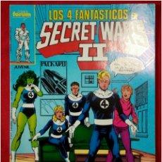 Cómics: COMIC SECRET WARS II N° 32. Lote 234425875