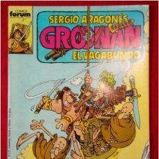 Cómics: COMIC GROONAN EL VAGABUNDO N° 10. Lote 234426535