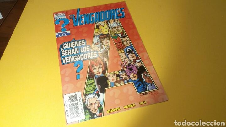 LOS VENGADORES 4 VOL 3 EXCELENTE ESTADO FORUM (Tebeos y Comics - Forum - Vengadores)