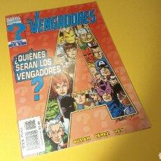 Cómics: LOS VENGADORES 4 VOL 3 EXCELENTE ESTADO FORUM. Lote 90174322