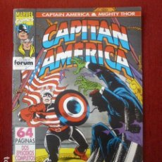 Cómics: COMIC FORUM CAPITAN AMERICA Y THOR Nº 3. . Lote 90179800