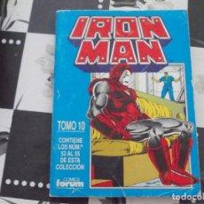 Cómics: RETAPADO IRON MAN VOL-1 Nº 53 AL 55. NUMEROS FINALES. FORUM. Lote 95996286